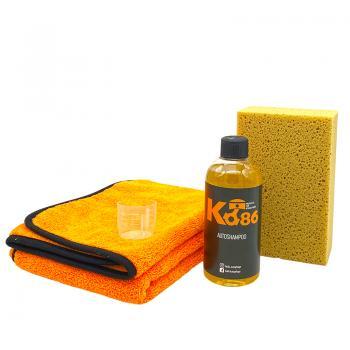 Ko86 Autoshampoo 500ml XL Autowasch-Set