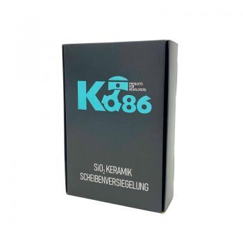 Ko86 SiO2 Keramik Scheibenversiegelung 8 tlg. Set